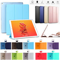 Smart PU Leather Stand Magnetic Case Cover for Apple iPad AIR 1 2 9.7 Air 3 10.5