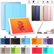 Smart PU Leather Book Flip Stand Case Cover For iPad Mini/Air/Pro 9.7/10.2/10.5