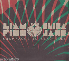 LIAM FINN & ELIZA-JANE Champagne In Seashells CD Single - Digipak