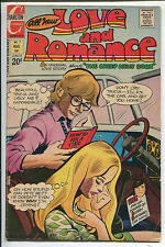 Love & Romance #7 - The Creep Next Door - (Grade 7.0) 1972