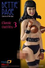 1/6 PHICEN Bettie Page SM Classic Clothes Outfit Bikini Accessories No Body