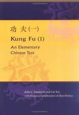 Kung Fu (I): Student Exercise Manual by Lin Tao (English) Paperback Book