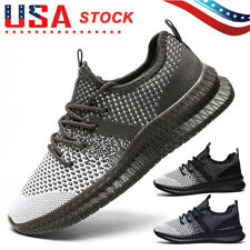Men's Casual Running Sneakers Athletic Jogging Tennis Shoes Sports Walking Gym