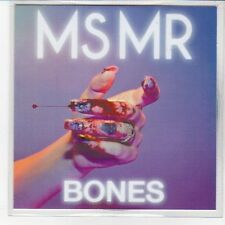 (EN909) Ms Mr, Bones  - 2012 DJ CD