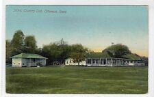 COUNTRY CLUB, OTTUMWA: Iowa USA postcard (C13031)