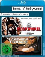 8 BLICKWINKEL + LAKEVIEW TERRACE (2 Blu-ray Discs) NEU+OVP