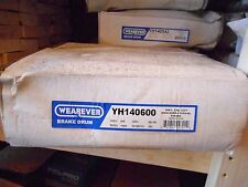 chevy blazer k10 k5 v10 v1500 gmc jimmy k15 wearever YH140600 rear brake drum