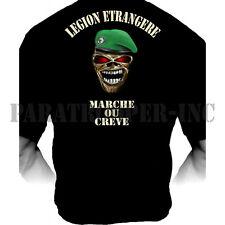 Tee-Shirt / T-Shirt Marche ou Crève (Type 2, Légion Etrangère)