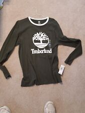 NEW TIMBERLAND Long Sleeves Top Men's XL with Tags