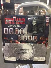 Marvels Captain America Civil War Domez Collectible Figures, Box Of 24 Sealed