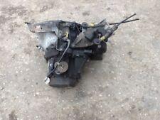 citroen xsara picasso 1.8 petrol five speed manual gearbox 20dl69 code