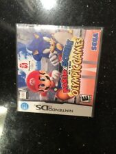 Mario & Sonic at the Olympic Games - Nintendo DS Brand New Factory Sealed