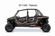 Dragonfire DRF Suicide UTV 1//2 Door Panels /& Slammer Kit Polaris RZR XP 4 1000