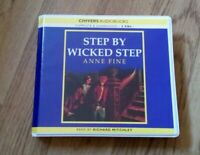 CHIVERS CHILDRENS AUDIO CD BOOK STEP BY WICKED STEP COMPLETE UNABRIDGED CHCD1274