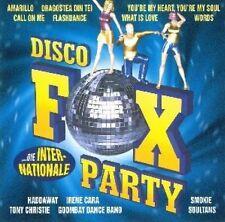 Disco Fox Party-Die Internationale Kincade, First Class, Bad Boys Blue, A.. [CD]