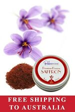 5Gr SAFFRON - Exceeds ISO Standards by 20% - Lab tested
