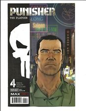 PUNISHER MAX: THE PLATOON # 4 (FEB 2018), NM NEW