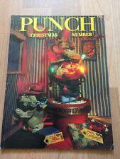 Punch News & General Interest December Humour Magazines