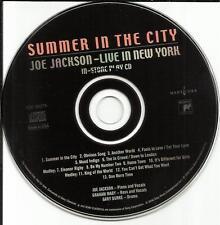JOE JACKSON Special IN STORE PLAY USA PROMO DJ CD ASK89278 BEATLES Steely Dan