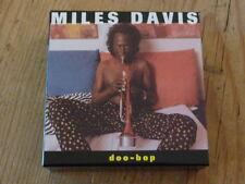 Miles Davis:Doo-Bop Empty Promo Box [Japan Mini-LP no cd mclaughlin hancock QA