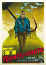On The Waterfront Movie Poster 24inx36in 61cm x 91cm