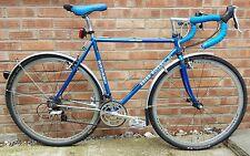 Brian Rourke cyclo-cross bike Steel frame nitto bars vintage audax gravel retro