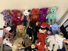 BARGAIN Bundle of 16 Ty Beanie Babies All excellent condition.