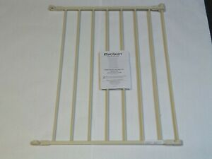 Carlson 0400 24-Inch Extension For 1510PW Gate Expands up to 13' W/ Add. Panels