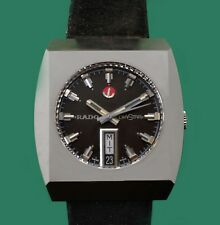 RADO  Vintage 70's DiaStar  25jwls Automatic Faceted Modern Style  Men's watch