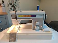 Toyota 221 Heavy Duty, Semi Industrial Sewing Machine Upholstery Leather Denim