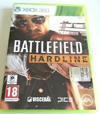 BATTLEFIELD HARDLINE (2 DISCHI) GIOCO XBOX 360 ITALIANO SPED GRATIS SU +ACQUISTI