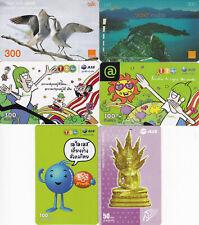 Telefonkarten Thailand