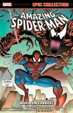 Amazing Spider-Man Epic Collection: Maximum Carnage TPB 1302921908 NEW 432 pages