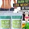 UK_ 14 Days Detox Slimming Weight Loss Tea Health Appetite Suppressant Thin Bell