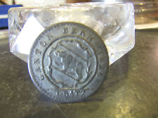 suisse switzerland piece monnaie coin canton geneve 25 centimes 1839 3