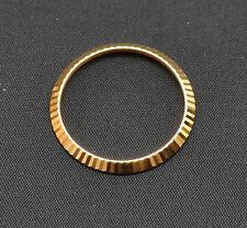 Tudor Rolex original 18k gold bezel for vintage lady 9240 9241 new mint pristine