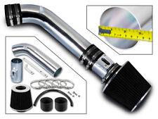 BCP BLACK For 2006-2008 Infiniti M35 3.5 V6 Sedan Ram Air Intake Kit +Filter
