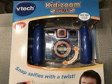 Brand NEW  VTech Kidizoom Twist Connect Camera - Blue