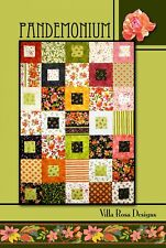 Pandemonium pattern card by Villa Rosa Designs - Layer Cake Friendly