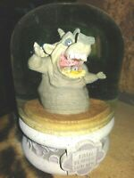 """HUGO ENESCO SNOW GLOBE """"FAIR FEATHER FRIENDS"""", FROM HUNCHBACK OF NOTRE DAME, NEW"""