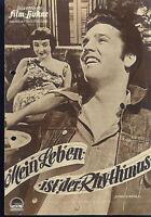 """IFB Illustrierte Film Bühne Nr. 4513 """" Mein Leben ist der Rhythmus """" - Elvis"""