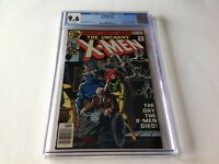 X-MEN 114 CGC 9.6 WHITE PAGES DAY X-MEN DIED 1ST UNCANNY TITLE MARVEL COMICS