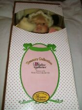 Retired Paradise Galleries Treasury Collection COW Gentle Touch Lifelike Doll