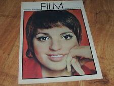 Film 41/1974 polish magazine Liza Minnelli, Lauren Hutton, Mia Farrow E Taylor