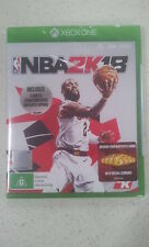 NBA 2K18 With Bonus DLC Microsoft Xbox One XB1 Brand New&Sealed Aus Version