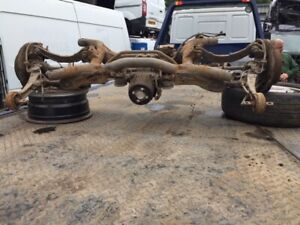 Mitsubishi Out lander 59 Reg Rear axle and sub frame