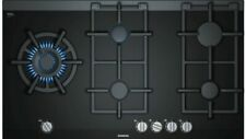 Siemens ER9A6SD70 IQ 700 Gas Cooktop Black Ceramic Glass 90cm