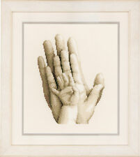 Vervaco - Counted Cross Stitch Kit - Hands - PN-0154230