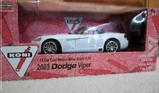 2003 Dodge Viper,  Hobby Edition, 1 of 5,000  Koni, American Muscle 1:18 Diecast
