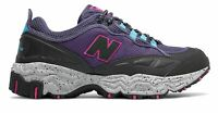New Balance Men's 801 Shoes Purple with Green